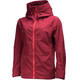 """Lundhags W's Habe Jacket Dark Red"""